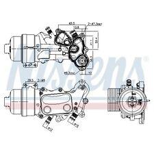 Nissens Ölkühler Motor Öl Kühler 91167