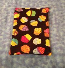 Cupcake  zipper pouch, makeup bag  cell phone holder  travel bag