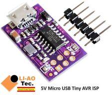 5V Micro USB Tiny AVR ISP ATtiny44 ATTiny45 ATTiny85 USBTinyISP Programmer