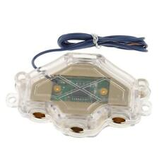 Power Distribution Block With Voltmeter 2GA Input 4GA Output Car Audio