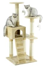 Cat Tree House For Large Cats Furniture Modern Box Scratching Post Condo Climber