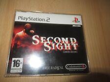 Second Sight- Ps2 Playstation 2 - Pal Promo