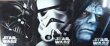 Star Wars Trilogy (Limited Edition Steel Cases) [Blu-ray] Episodes IV, V, VI -VG