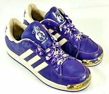 Missy Elliot Adidas Leather Respect Me Sneakers Womens Size 7M