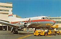 SWA-SOUTHWEST AIRWAYS MARTIN 2-0-2  Airplane Postcard
