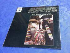 "JOSE A. JIMENEZ (12"" LP) CANCION DEL CORAZON [CAYTRONICS REORDS **MINT SEALED**]"
