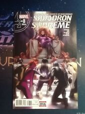Squadron Supreme (2015 4th Series) #8 Vf/Nm (Cbv034)