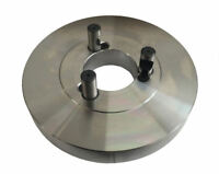 RDGTOOLS 200MM LATHE CHUCK BACKPLATE D3 CAMLOCK FOR COLCHESTER