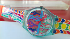 Swatch VINTAGE COLLECTION (1995) GL-106 ENCHANTING FOREST LIMITED EDITION WATCH