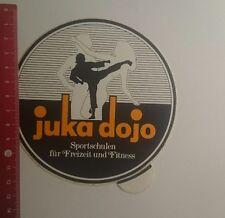 Aufkleber/Sticker: Juka Dojo Sportschulen für Freizeit und Fitness (011216113)