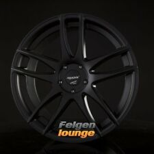 4 Alufelgen BARRACUDA SHOXX Matt Black 8,5x19 ET48 4x98 ML73,1 NEU