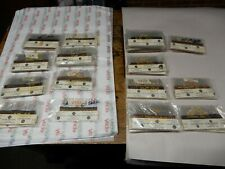 Allen Bradley 1 Watt 25 Piece Resistor Packs Various Values Most 5%