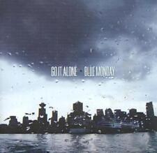GO IT ALONE - GO IT ALONE/BLUE MONDAY [SPLIT CD] [EP] NEW CD