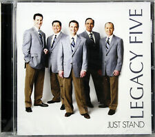 Legacy Five Just Stand NEW CD Christian Southern Gospel Worship Music