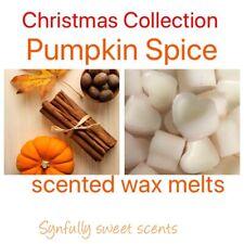50 pumpkin Spice Wax Melts BESTSELLER