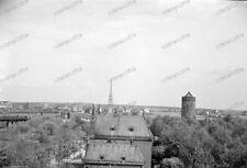 negativ-Gleiwitz-Gliwice-Schlesien-Polen-2.Weltkrieg-Architektur-panorama-7