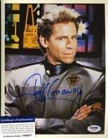Jeff Conaway Psa Dna Grease Hand Signed 8x10 Photo Autograph Authentic