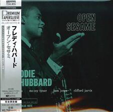 FREDDIE HUBBARD-OPEN SESAME-JAPAN MINI LP PLATINUM SHM-CD Ltd/Ed I71