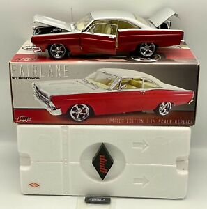 1967 FORD FAIRLANE GT RESTOMOD BY GMP 1/1000 # G1801106 AMAZING DETAIL SCARCE!