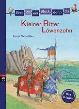 Minibücher für die Schultüte - Erst ich ein Stück, dann du - Kleiner Ritter ...