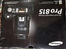 Samsung Camera Pro 815