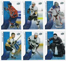 2015-16 UPPER DECK ICE COMPLETE BASE SET #1 to 100 CROSBY GRETZKY ORR OVECHKIN
