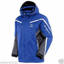 New $325 Rossignol Men's Synergy Ski Jacket - Waterproof, Insulated, Hooded, L