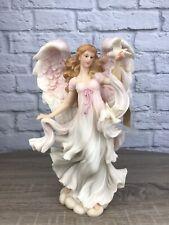 Roman Retired Seraphim Classics Vanessa Heavenly Maiden 76600 Limited Ed # 19746