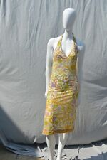 Vintage Emilio PUCCI for formfit rogers small hater slip lingerie sexy MOD dress