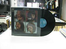 THE BEATLES LP SPANISH LET IT BE 1971