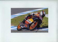 Esteve Rabat Repsol KTM 125 Moto GP 2008 Signed