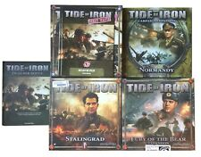 Tide of Iron: Next Wave, Normandy, Fury of the Bear, Stalingrad, Designer Series