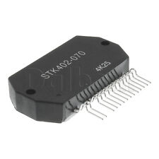 STK402-070 New Replacement IC Audio Amplifier Integrated Circuit