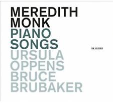 Meredith Monk - Piano Songs [New CD]