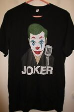 awesome Joker men T-shirt size L Free Shipping New !