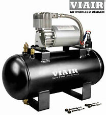 VIAIR 20003 AIR COMPRESSOR 120psi Kit 12v 1.5g Tank Kit JEEP JK TJ OFFROAD 4x4