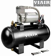 VIAIR 20003 AIR COMPRESSOR 120psi Kit 12v 1.5g Tank Kit JEEP JK TJ OFFROAD 4x4