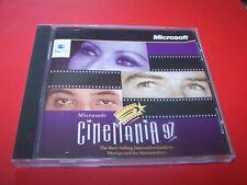 Microsoft Cinemania 97 for Mac OS