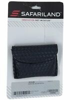 Safariland Model 33 Surgical Glove Pouch Hook/Loop Closure BW Finish 33-3-4V