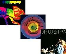 Frumpy JAPAN 3 titles Mini LP CD PROMO BOX SET
