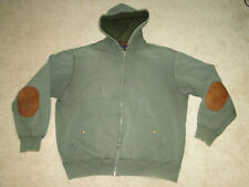 Vintage Rare Polo by Ralph Lauren Sweatshirt Hooded green 90s Sz Xl