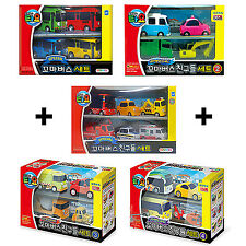 TAYO the Little Bus+Friends 22 Cars Special Toy Set Character Children Kids Gift
