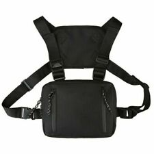Leisure Style Tactical Chest Rig Bag Nylon Pouch Outdoor Sport Hiking Pouch