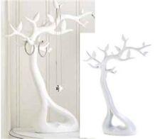 "ETERNAL SPRING WHITE 12 5/8"" TREE JEWELRY HOLDER RACK STAND  ** NIB"