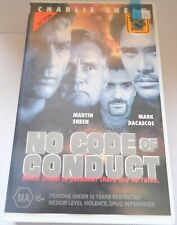 VHS: NO CODE OF CONDUCT