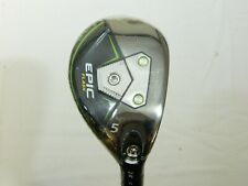 New Callaway Epic Flash 24* 5 Hybrid 5H - Mitsubishi Tensei Silver Regular flex