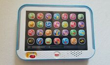 Baby Interactive Toy Tablet ABC Alphabet Learning Teaching Tool Fisher Price