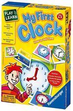 Ravensburger 24415 Alta Qualità Astratto concetto di tempo il mio primo orologio gioco