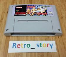 Super Nintendo SNES Magic Sword PAL - FRG