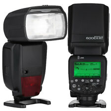 600EX-RT GN60 HSS 1/8000s Wireless Flash Speedlite E-TTL II for Canon DSLR Cam